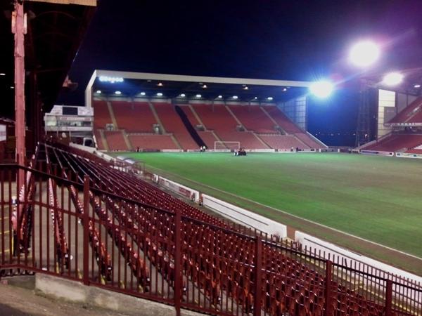 Anglia első napelemekkel felszerelt stadionja