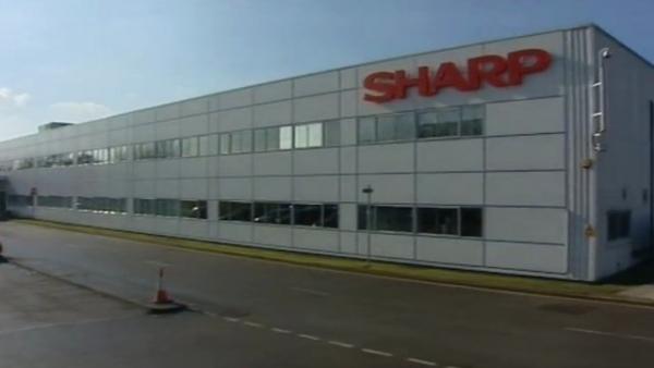 A Sharp bemutatta az áramtermelő ablakot