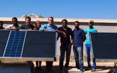 Vizet állít elő egy új típusú napelem